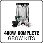 Complete 400 Watt Grow Kits