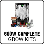 Complete 600 Watt Grow Kits